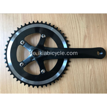 Rote Farbe City Bike Chainwheel Bike Parts